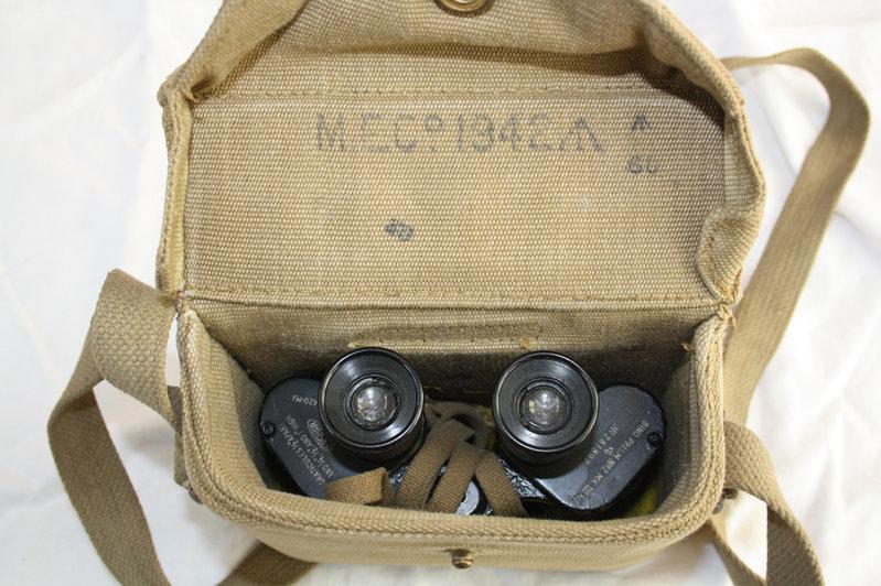 Wehrmacht fernglas köcher aus schwarzem leder sammlerparadies